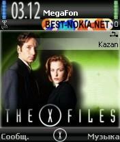 X-Files Theme - Symbian OS 6/7/8