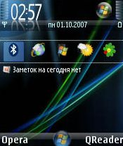 Vista Ultimate - Symbian OS 8.1