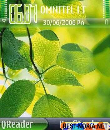 Vista - Symbian OS 9.1
