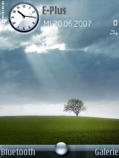 Obsidian Sky [240x320] - Symbian OS 9.1