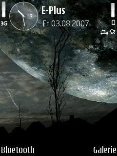 Dark Star - Symbian OS 9.1