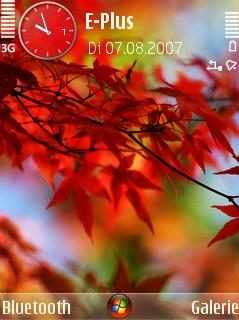 Autumn Vista - Symbian OS 9.1