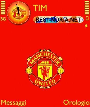 Manchester United - Symbian OS 9.1