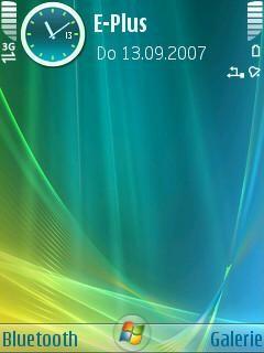 Vista Aurora - Symbian OS 9.1